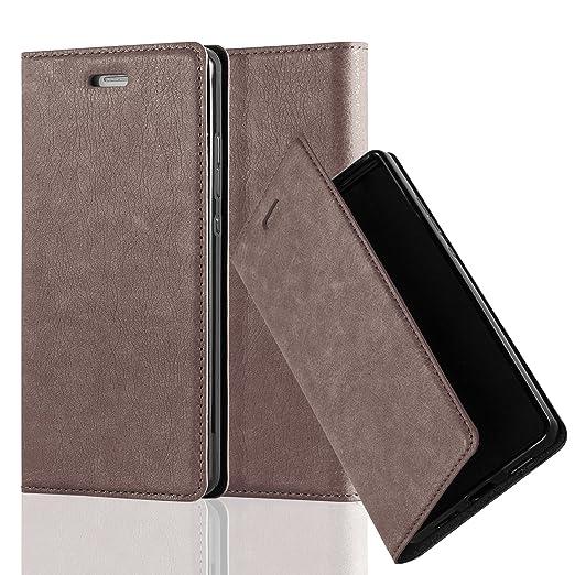 22 opinioni per Cadorabo- Custodia Book Style per Huawei P8 LITE Design Portafoglio con Chiusura