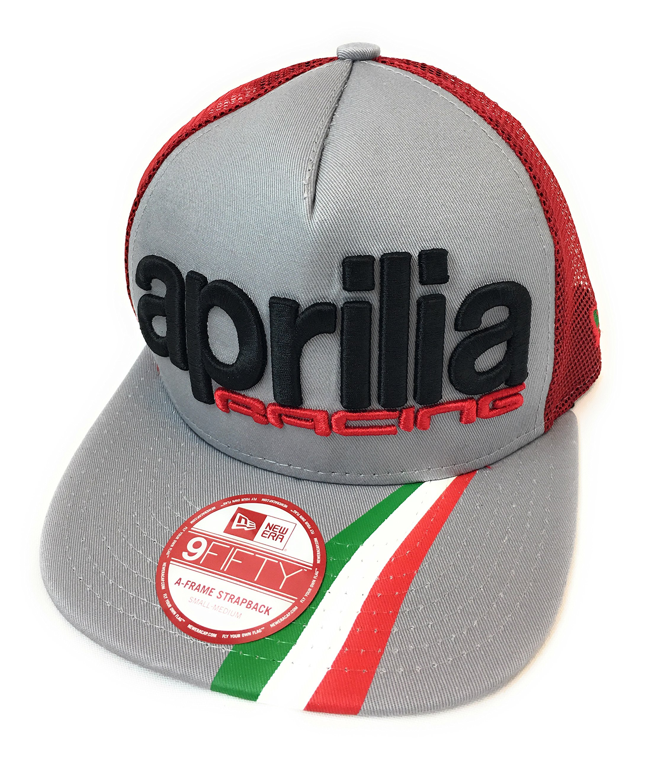 d44d7c4b Aprilia Racing New Era 9FIFTY A-Frame Strapback Hat Small/Medium(606476M002):  Amazon.com: Books