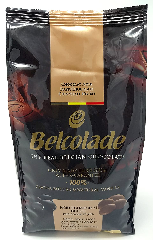 Lágrimas de chocolate negro