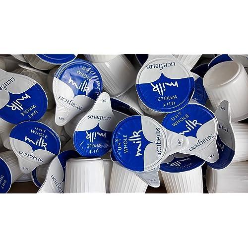 Lichfields UHT Whole Milk 120 x 12ml Portions