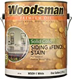 True Value Woodsman Wsovn Gal Solid Color Siding And Fence