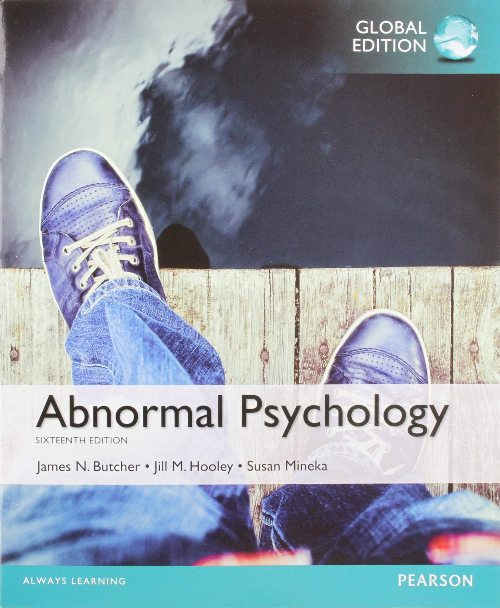 Abnormal Psychology: James N.; Hooley, Jill M.; Mineka, Susan Butcher:  9781292069289: Amazon.com: Books