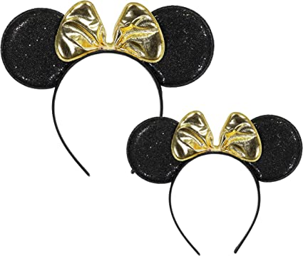 fashion jewelry baby bows baby hair bow Mommy and me set mommy earrings set