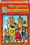Asmodée - CARC02N - Mon Premier Carcassonne - Jeu de Stratégie