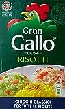 Gallo - Risotti, Chicchi Classici Per Tutte Le Ricette - 1000 G