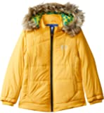 Qube by Fort Collins Fort Collins Girls' Quilted Regular Fit Jacket 58161 FC