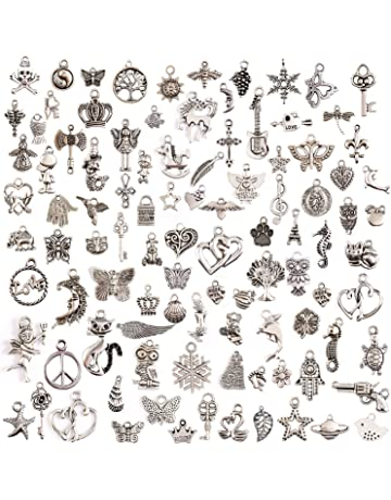 Beads & Jewelry Making Reasonable Wholesale 100pcs Spacer Charms Tibetan Silver Bronze Metal Spacer Beads 6mm For Jewelry Making Fast Shipping To Reduce Body Weight And Prolong Life