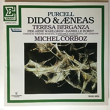Amazon | パーセル:歌劇「ディド...