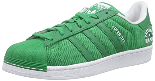 size 40 633c6 d2398 adidas Originals Superstar Beckenbauer, Scarpe da Ginnastica Uomo, Verde  (Grün Green Ftwr
