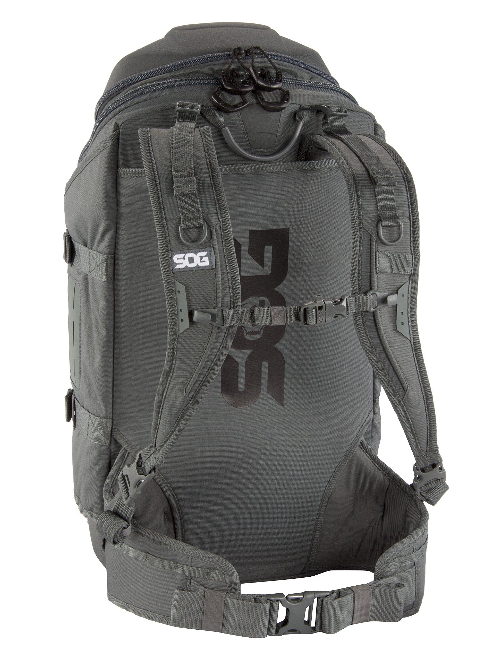 SOG Prophet Backpack CP1005G Grey, 33 L by SOG (Image #2)