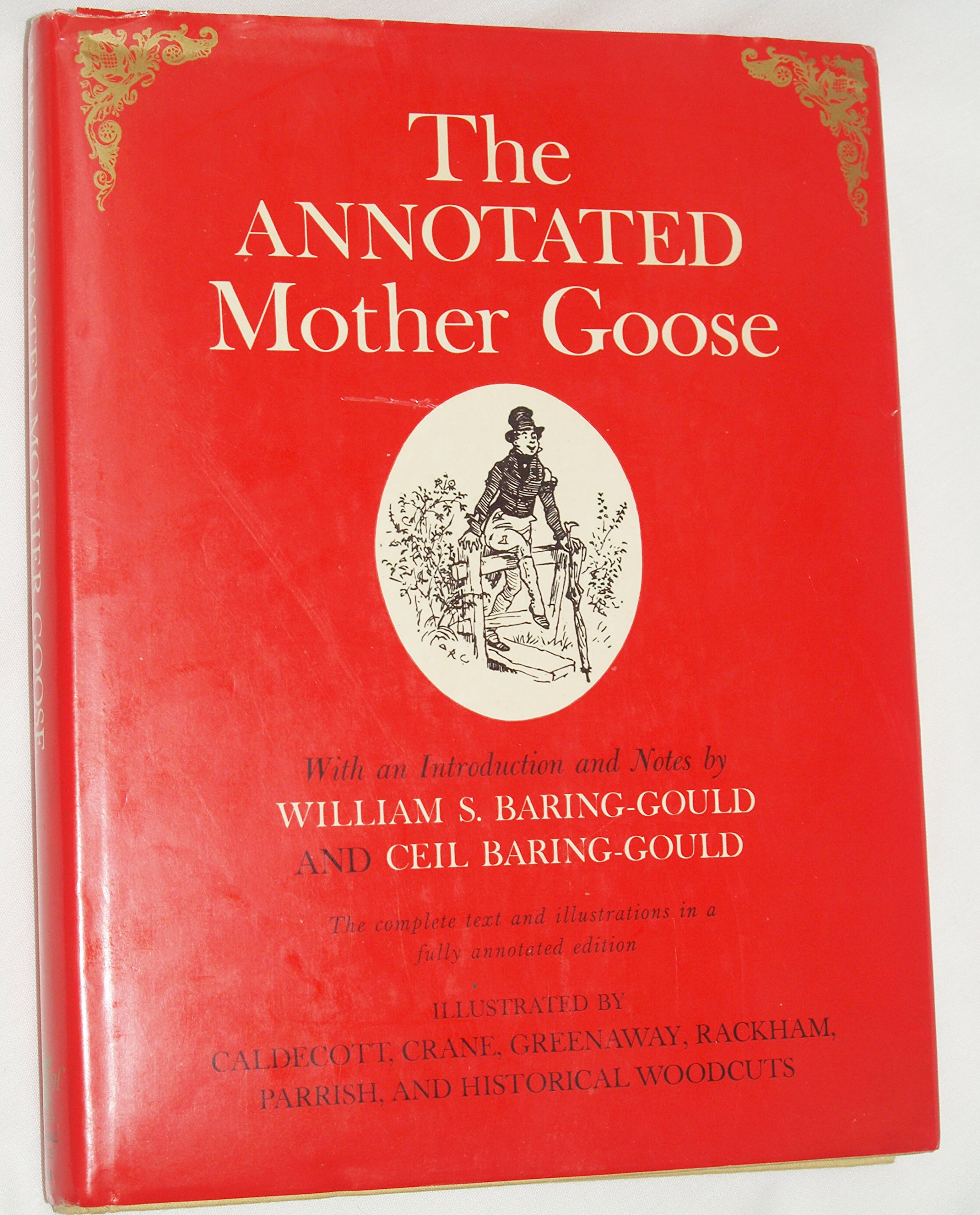 Annotated Mother Goose Introduction Notes product image