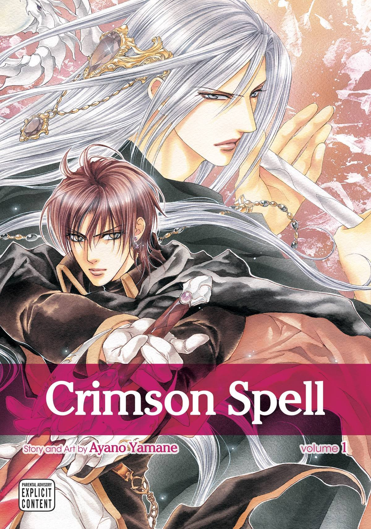 Download Crimson Spell, Vol. 1 ebook