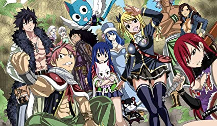 anime fairy tail game