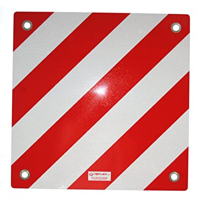 IWH 97606 Warning Board Aluminium 50 x 50 cm: Automotive