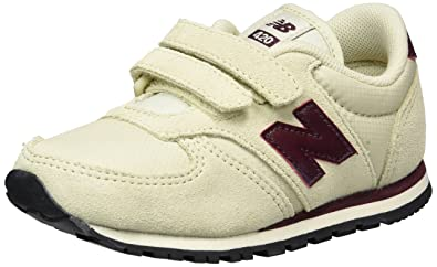 New Balance 420v1, Baskets Mixte Bébé, Rouge (Burgundy/Navy), 40 EU