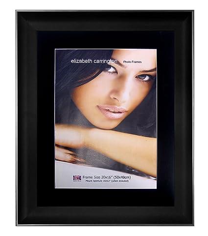 Amazon Elizabeth Carrington Black W Silver Detail Photo