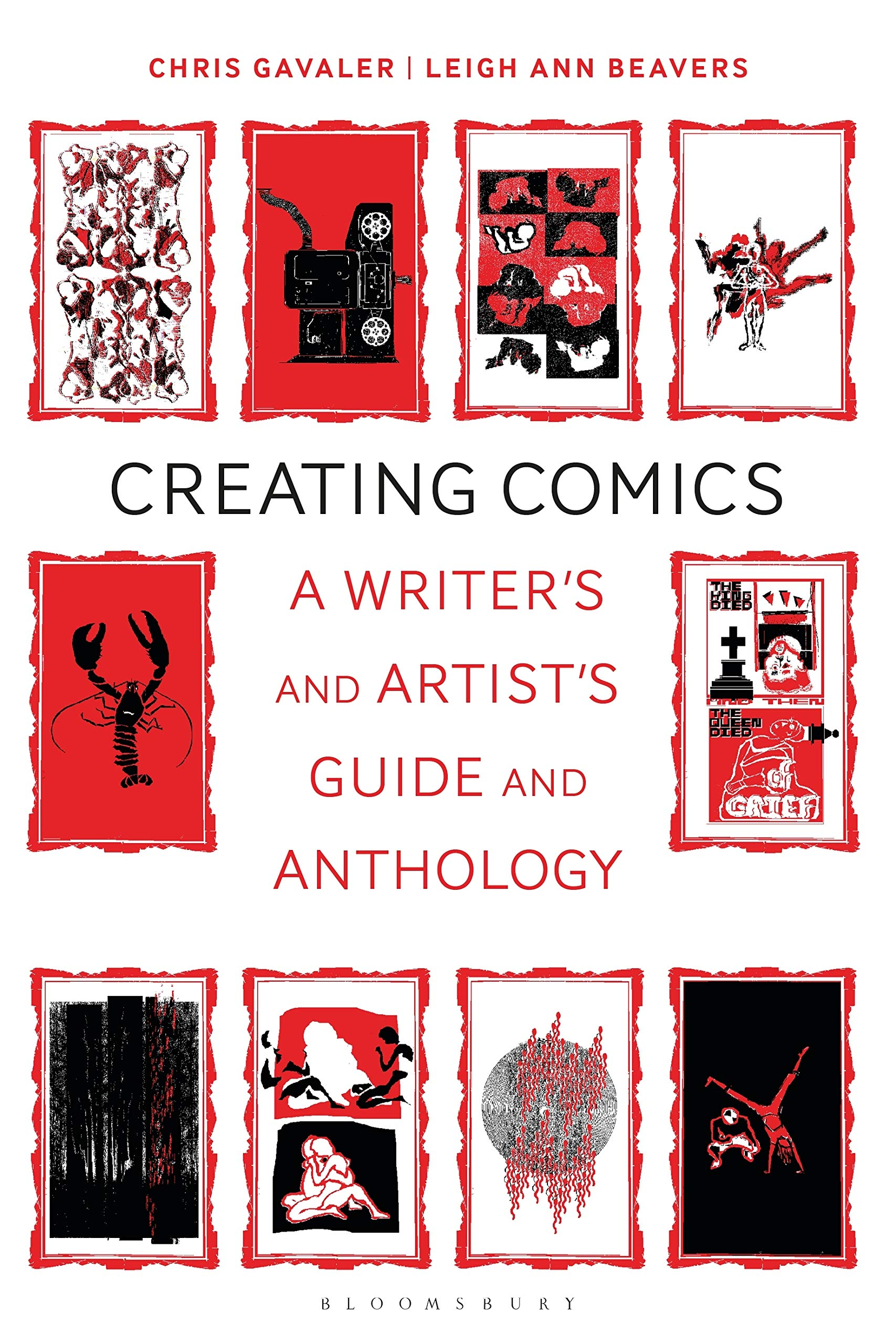 Amazon.com: Creating Comics: A Writer's and Artist's Guide and Anthology (Bloomsbury Writers' Guides and Anthologies) (9781350092822): Gavaler, Chris, Beavers, Leigh Ann, Wilkins, Joe, Prentiss, Sean: Books