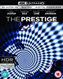 The Prestige [Blu-ray] [2017] [Region A & B & C]