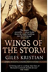 Wings of the Storm: (The Rise of Sigurd 3) Kindle Edition