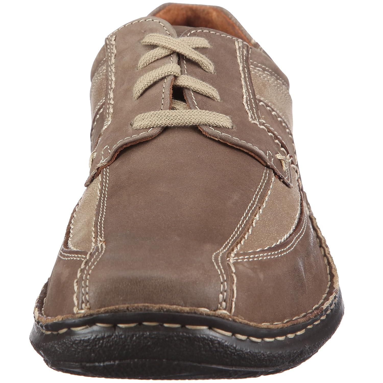Josef Seibel Schuhfabrik GmbH Anvers 08 43360 920 897 - Zapatos de cordones de cuero para hombre, color marrón, talla 43