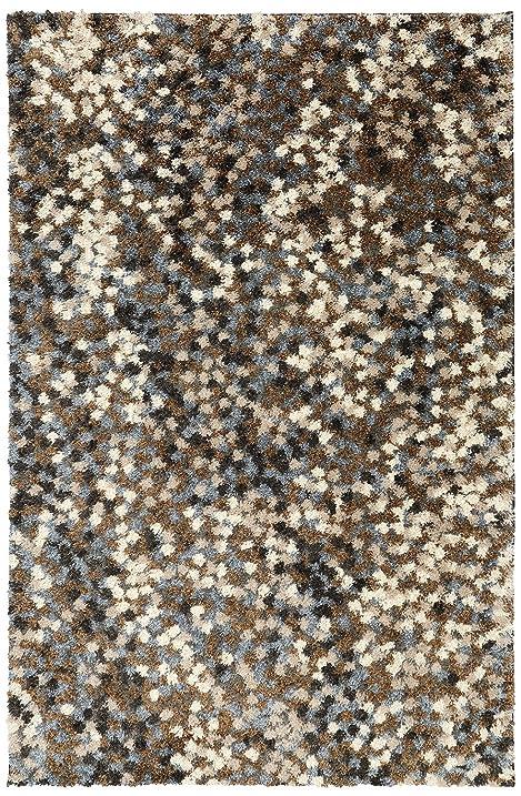 Mohawk Home Huxley Chaos Theory Woven Shag Area Rug, 5u0027x8u0027, Multicolor