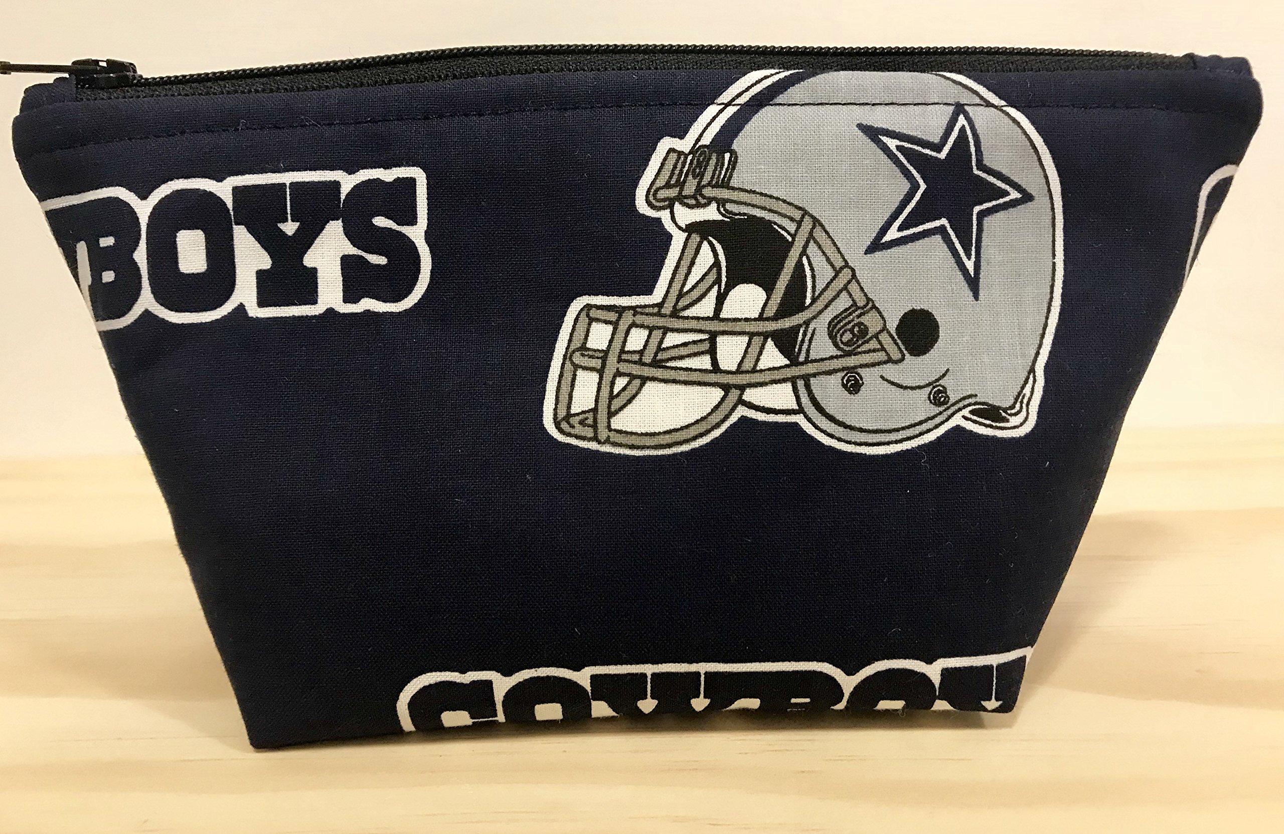Dallas Cowboy Football Zipper Bag