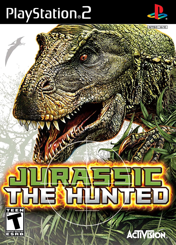 Jurassic: The Hunted - PlayStation 2