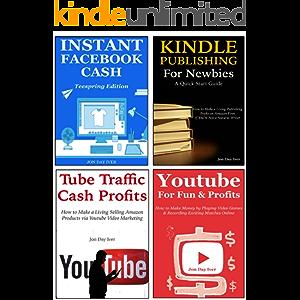 4 Online Business Ideas (2016): 4 Money Making Ideas Every New Online Entrepreneurs Can Implement… Facebook Teespring…