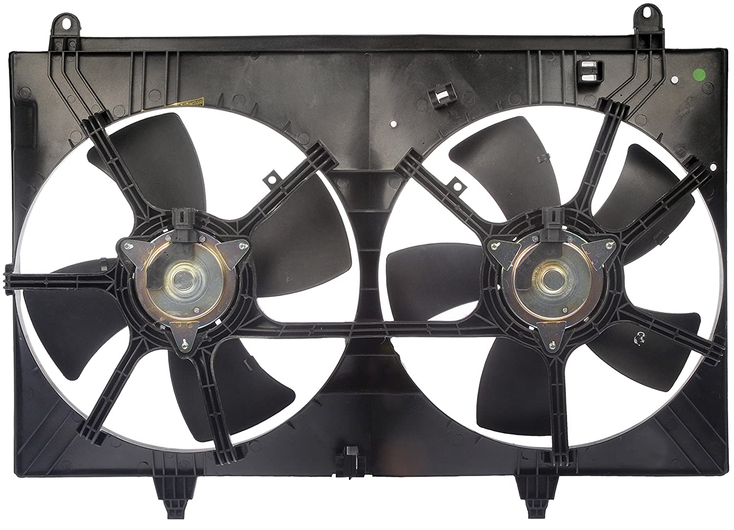 Dorman 620-423 Dual Fan Assembly for Infiniti FX35 Dorman - OE Solutions rm-DOR-620-423