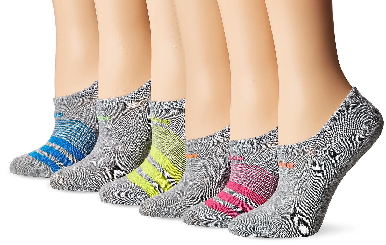 Adidas Women's Superlite Super No Show Socks (Pack of 6) CJ0647-PARENT
