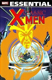 Essential Classic X Men Vol 3 Marvel Essentials