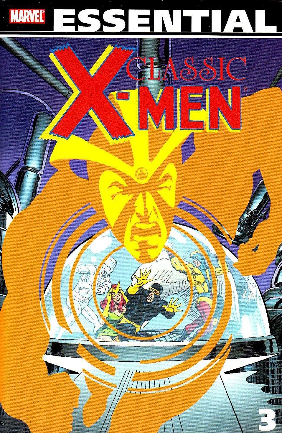 Read Online Essential Classic X-Men, Vol. 3 (Marvel Essentials) pdf epub