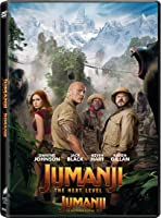 Jumanji: The Next Level Bilingual [DVD + Digital] (Bilingal)