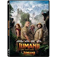 Jumanji: The Next Level (Bilingual)