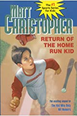 Return of the Home Run Kid (Matt Christopher Sports Classics) Kindle Edition