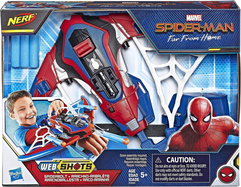 Spiderbolt Nerf Powered