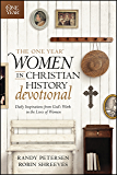 The One Year Women in Christian History Devotional: Daily Inspirations from God's Work in the Lives of Women (One Year Book)