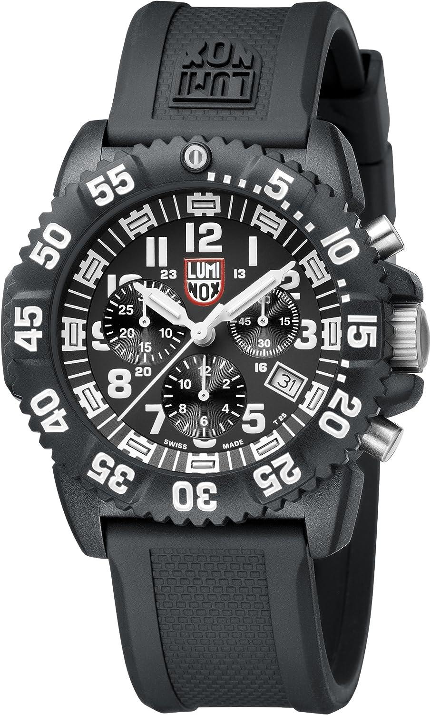 Luminox 3081 Men s EVO Colormark Chronograph Watch
