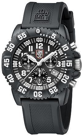 ee9d90caf5e Amazon.com  Luminox 3081 Men s EVO Colormark Chronograph Watch  Watches