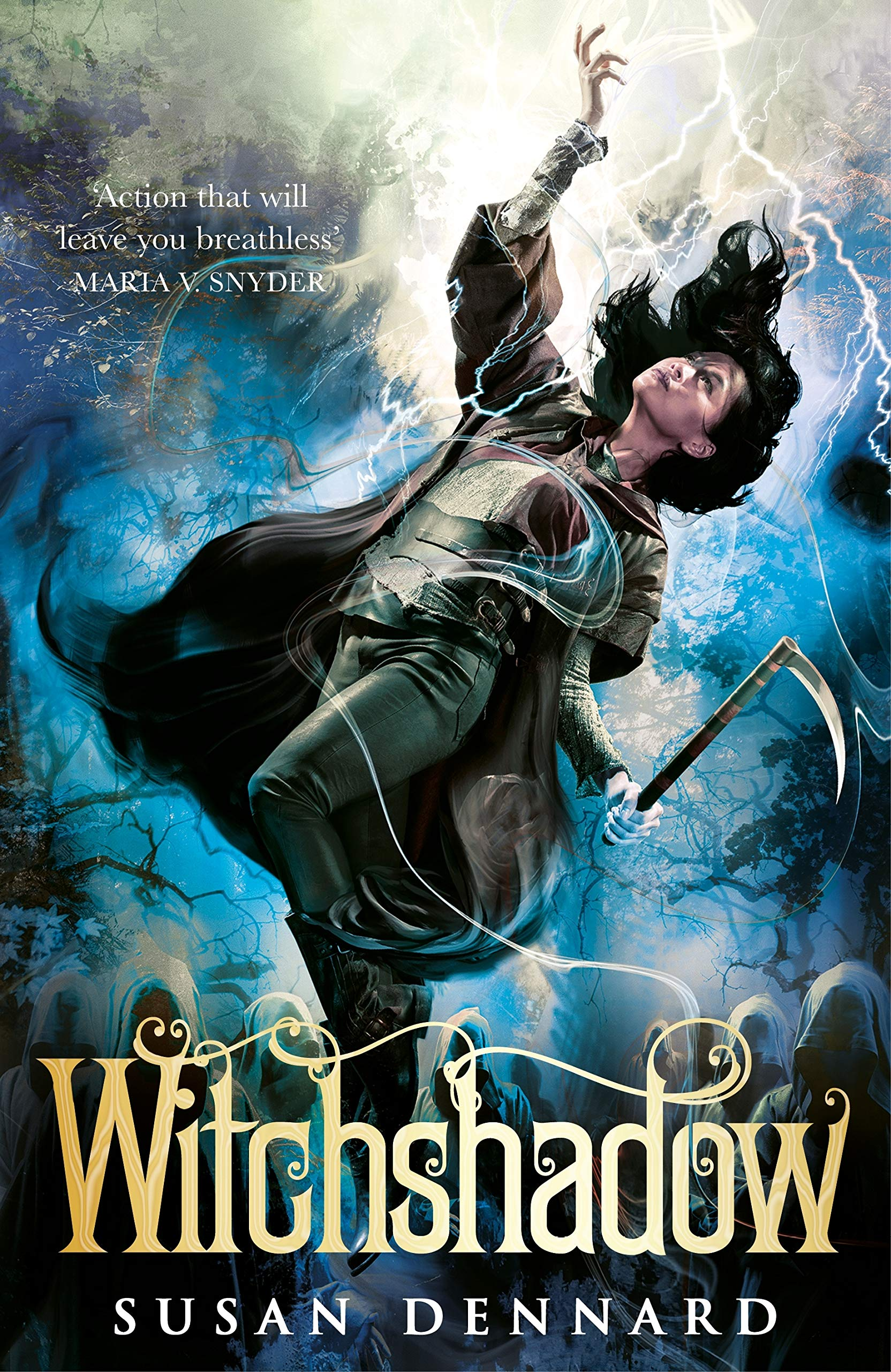 Witchshadow (The Witchlands Series) : Dennard, Susan: Amazon.co.uk: Books