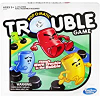 Hasbro Pop-O-Matic Trouble Game