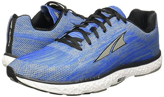 Altra - Zapatillas de Running de Sintético para Hombre Azul Azul, Color Azul, Talla 43: Amazon.es: Zapatos y complementos