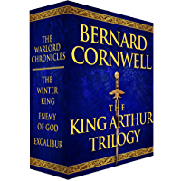 The King Arthur Trilogy: The Winter King, Enemy of God, Excalibur (Warlord Chronicles) (English Edition)