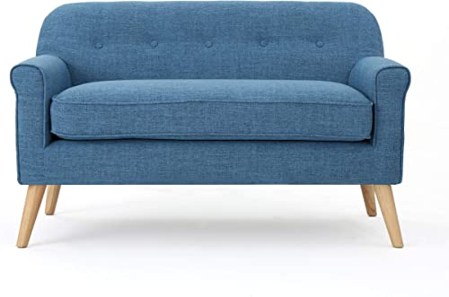 Reviewed: Christopher Knight Home Mariah Mid-Century Modern Loveseat