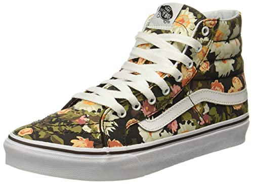 Vans Unisex SK8-Hi Slim Sneakers  Buy Online at Low Prices in India ... 46527c223