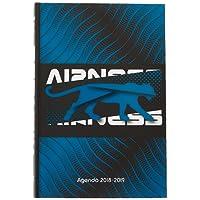 Airness 100735785 Agenda 2018-2019 1 Jour par page 12 x 17 cm