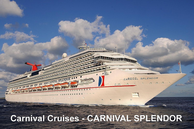 Crucero barco imán para nevera - Carnival Cruises - Carnaval ...