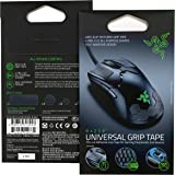 Razer Universal Grip Tape for Gaming Peripherals and Devices: Anti-Slip Grip Tape - 4 Pre-Cut, All Purpose Shapes - Self-Adhe