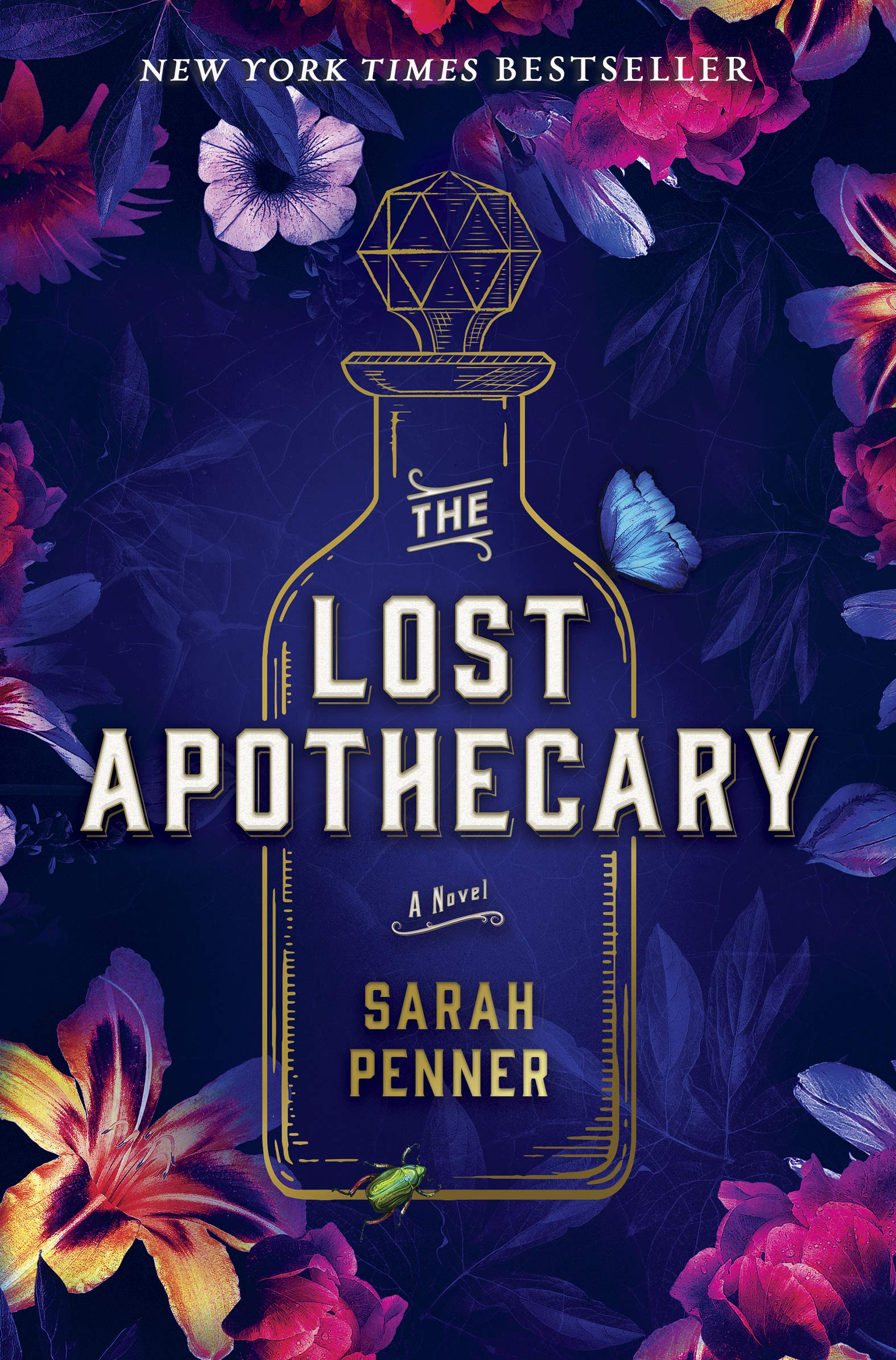 The Lost Apothecary: A Novel: Penner, Sarah: 9780778311010: Amazon.com:  Books