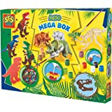 SES 14587 - Megaconfezione Dinosauri, Multicolore